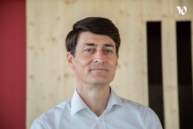 Rencontrez Frédéric, Co-founder & CEO - Monkey Factory (MyBus - MaaSify)