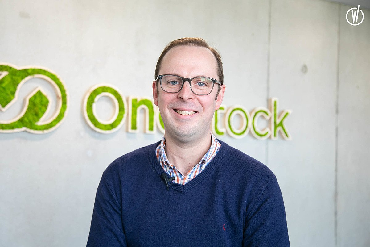 Meet Andy UK Business Developer - OneStock