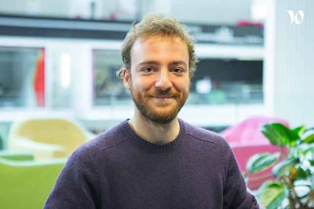 Rencontrez Lucas, Directeur de production  - Reality