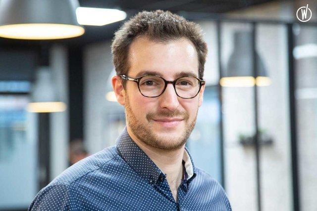 Rencontrez Vincent, Consultant Intégration Logiciel - Esker