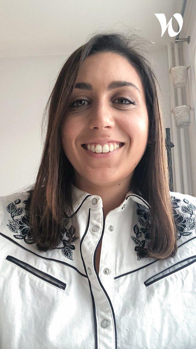 Rencontrez Justine, Account Manager - TSC
