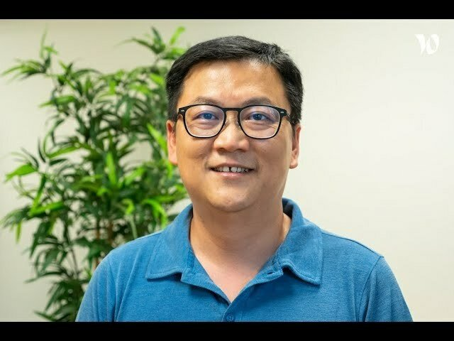 Rencontrez Jie, Chemical Engineer Expert - Aryballe