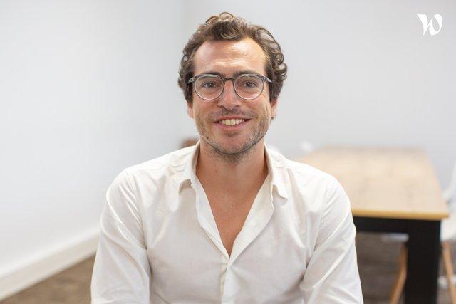 Rencontrez Charles-Eliott, CEO & Founder - GlobalExam