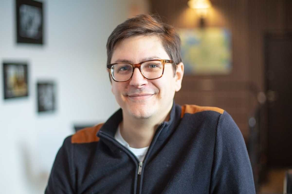 Rencontrez Dimitri, Chargé de gestion sociale - Movinmotion