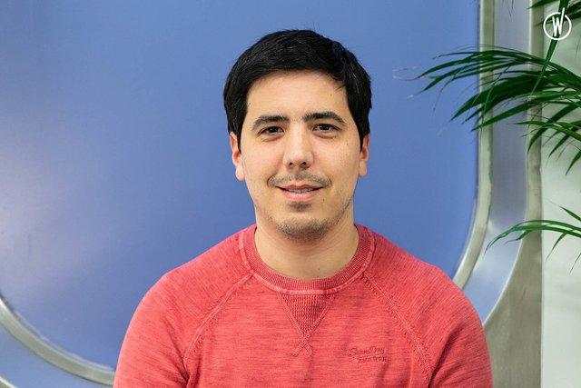 Rencontrez Adrien, Lead-developer - MYRE