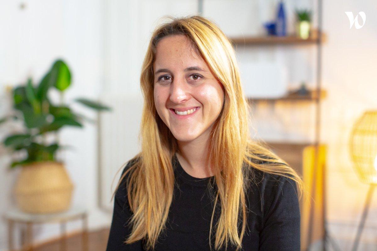 Rencontrez Ludmila, Sales & Talent Manager - Avizio
