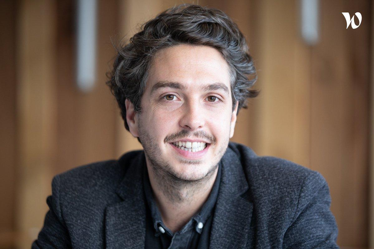 Recontrez Julien, Sales Leader - Catalina France