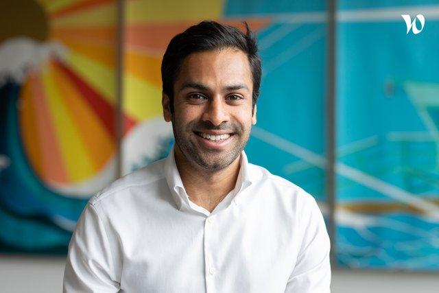Rencontrez Meeraj, Head of Sales - ABC arbitrage