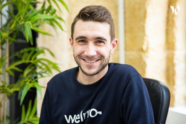 Rencontrez Romain, Expert immobilier - WELMO