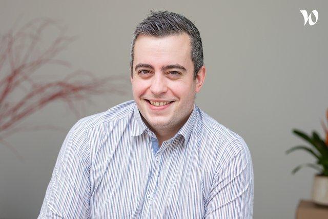 Rencontrez Antoine, Responsable Venture Builder - Redstart