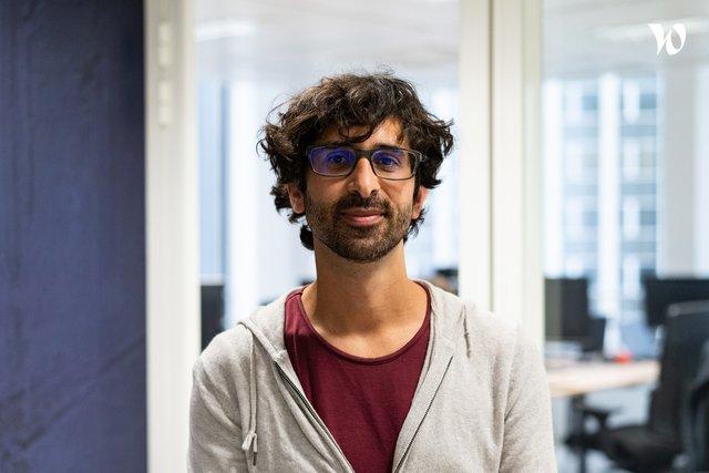 Rencontrez Kamal, VP Engineering - INTERSEC GROUP