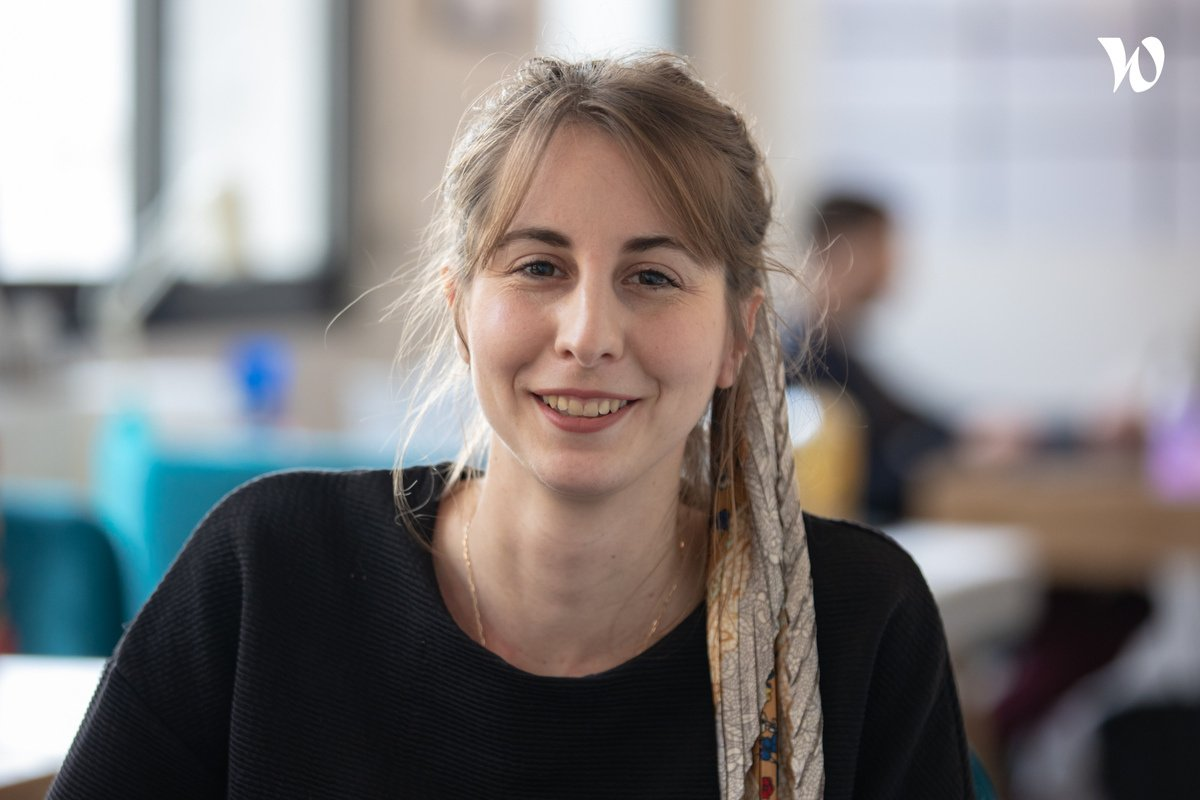 Rencontrez Alexandra, Brand manager - Boomerang Agency