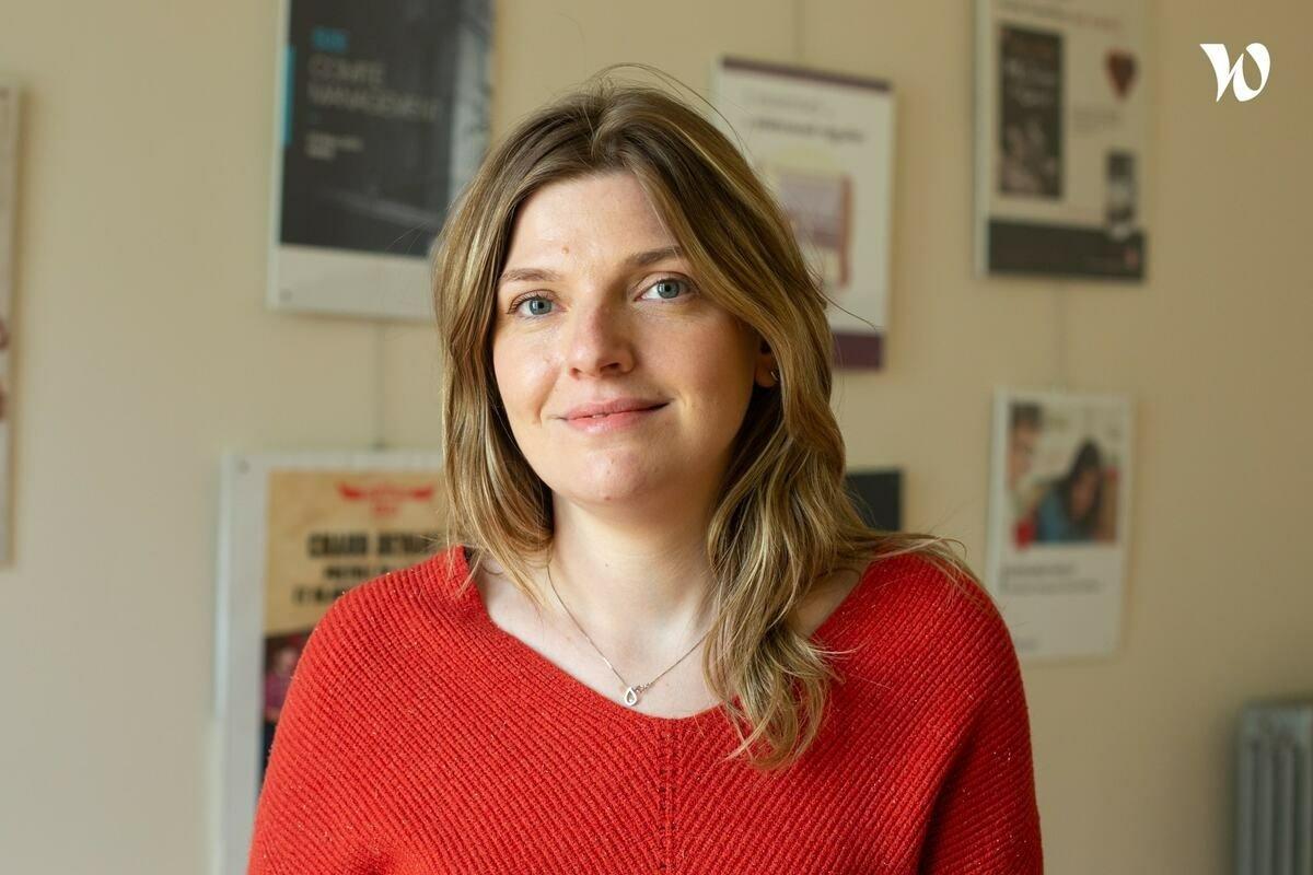 Rencontrez Stéphanie, Directrice associée / Directrice Commerciale  - Dialogues & Solutions