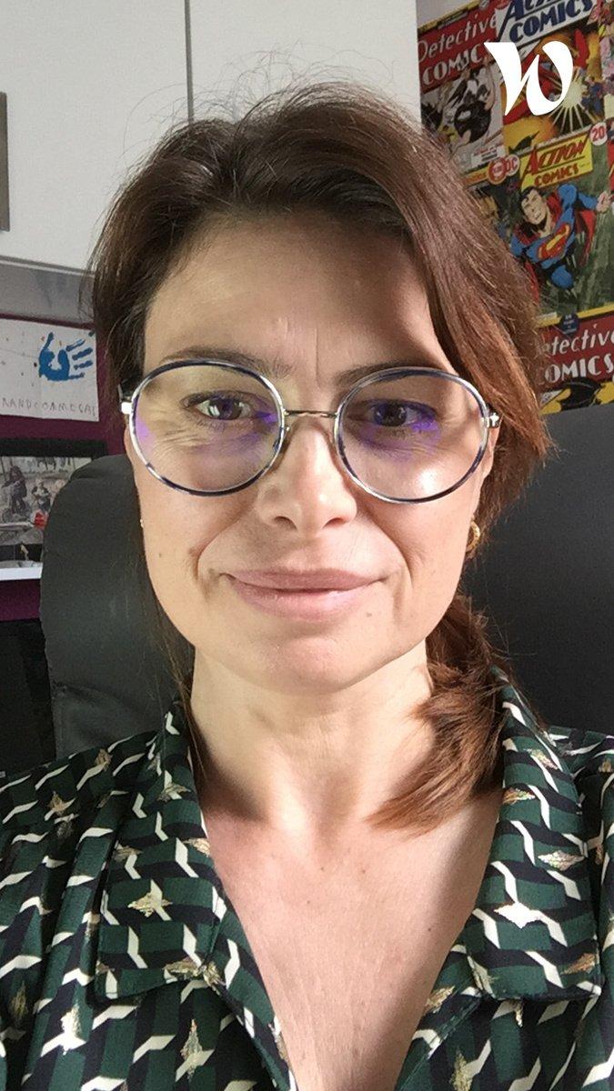 Rencontrez Muriel, Account Manager - audibene