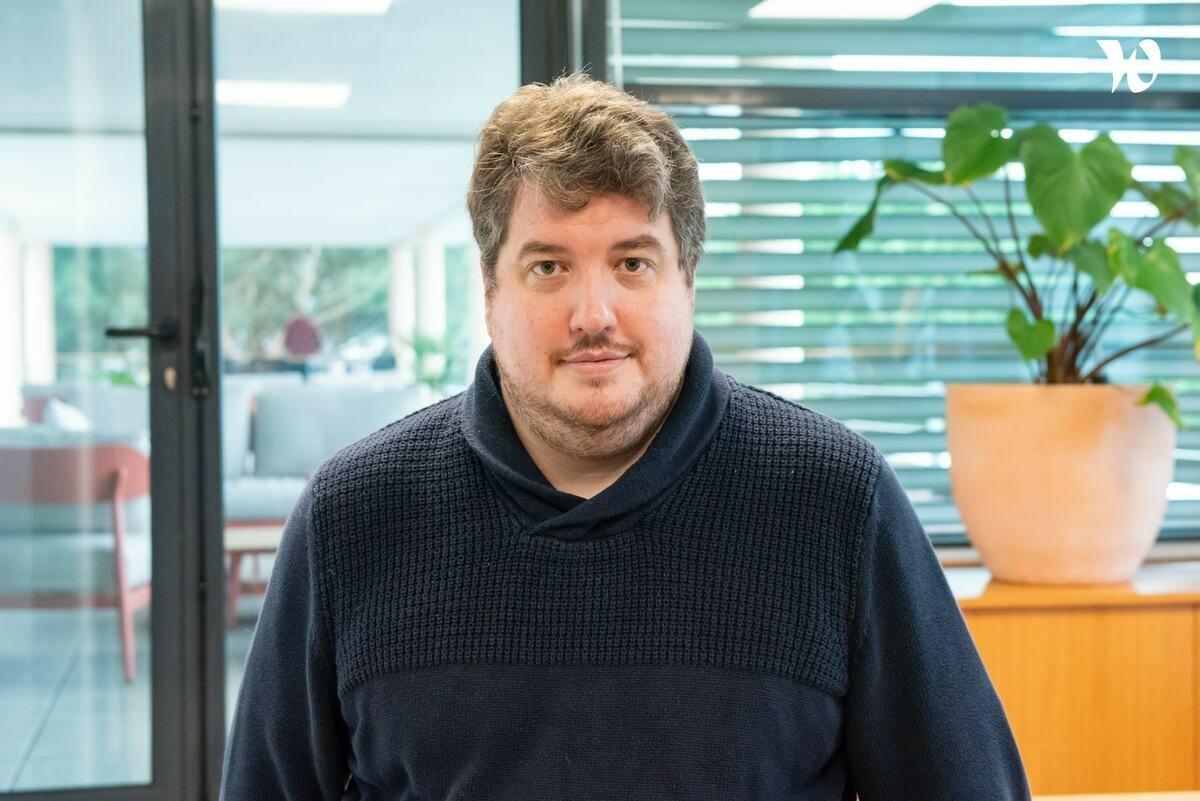 Rencontrez James Langbridge, Technical Content Manager - Luos