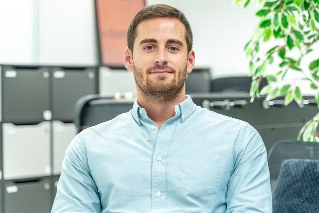 Rencontrez Maxime Petrilli, Directeur de l'offre Consulting - Fdv Partner