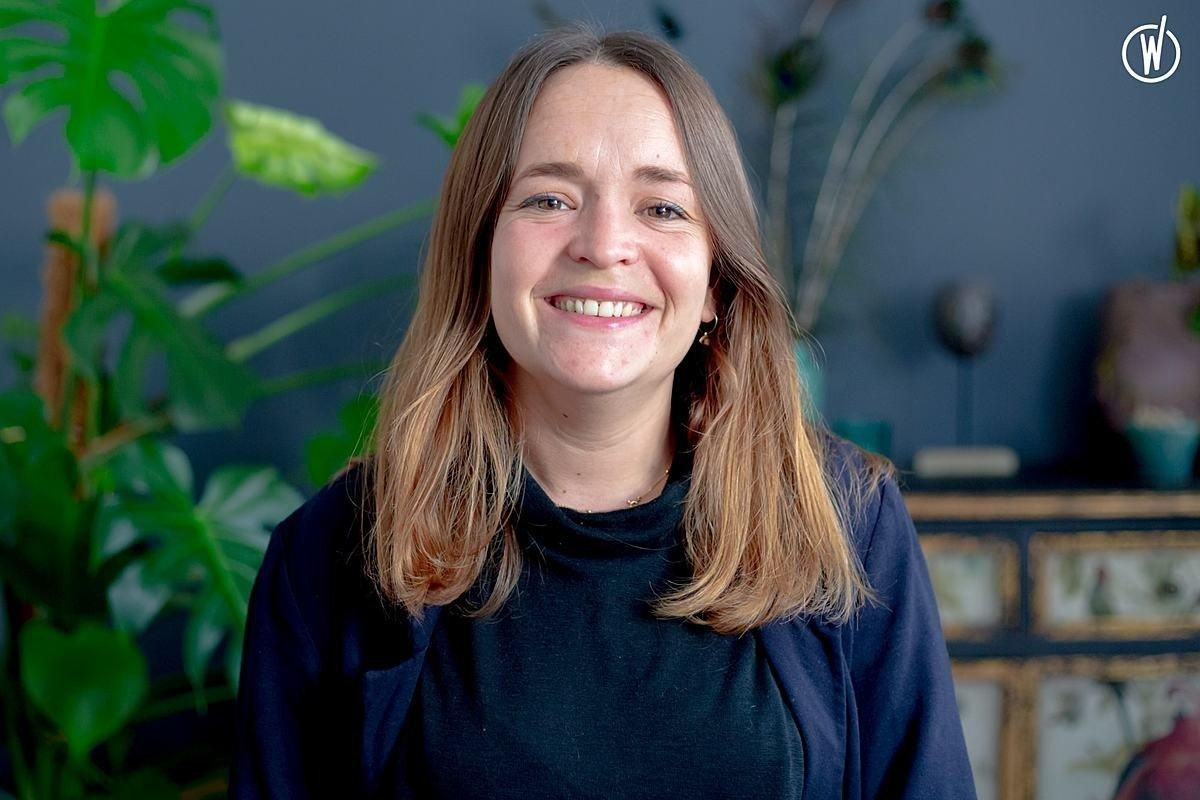 Rencontrez Sophie, Chargée de projet - Saveurs d'étoiles