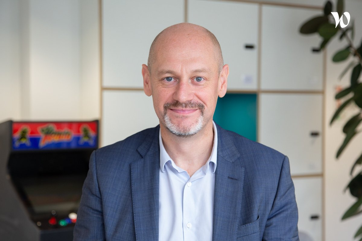 Rencontrez Ludovic, CEO - OCTO Technology