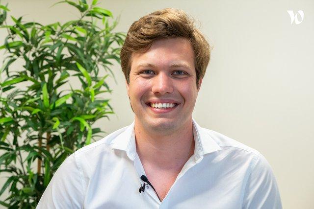 Rencontrez Kirill, Field Application Engineer - Aryballe
