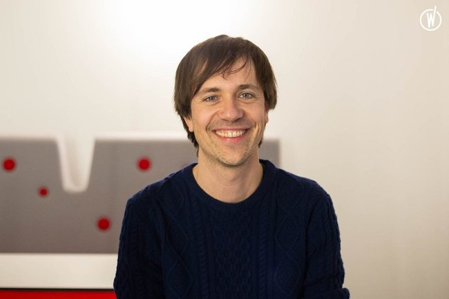 Meet Jérémy , Co-founder and CTO - Allure Systems
