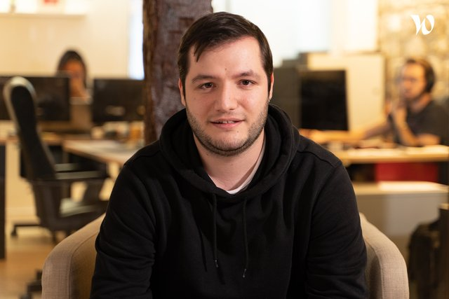 Rencontrez Kévin, Account Manager SEA & Social Ads - YATEO