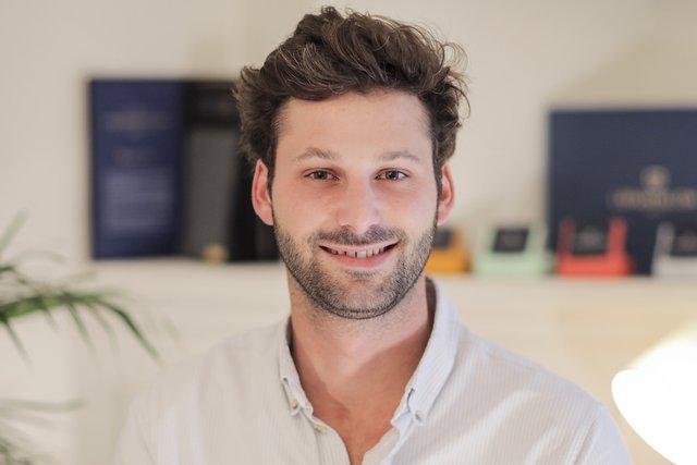 Rencontrez Thibaud, Directeur Général - LePantalon