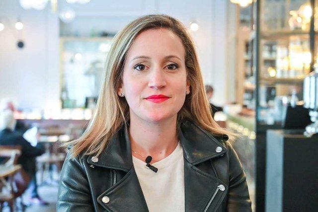 Rencontrez Christina, Chief Marketing Officer - The Babel Community
