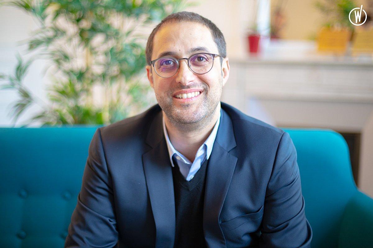 Rencontrez Mickaël Toledano, Associé fondateur - 8pourcent