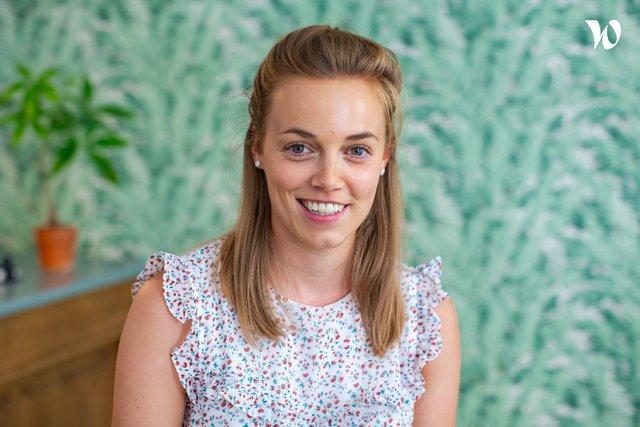 Rencontrez Charlotte, Operations Manager - Sunrise
