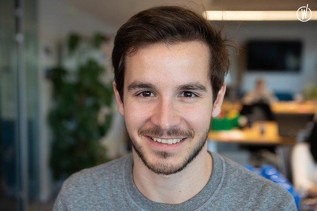 Rencontrez Gaston, Consultant Data Scientist - Kynapse