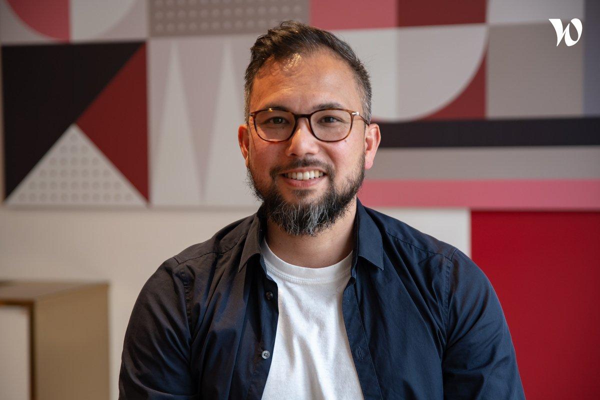 Rencontrez Yoann, Co fondateur et Responsable Commercial - Hubworkair
