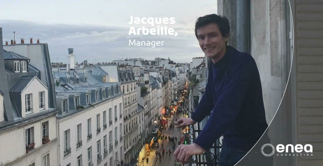 Meet Jacques  - Enea Consulting