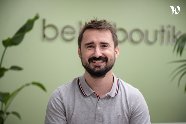 Rencontrez Mathieu, CTO - Bebeboutik