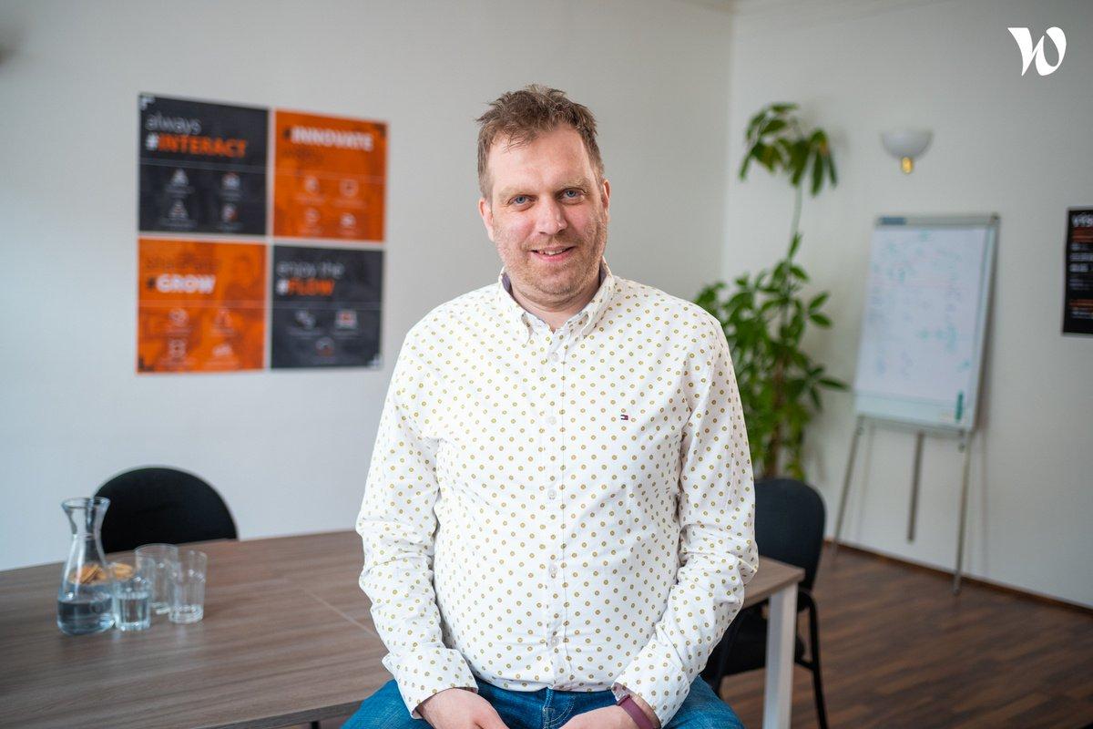 Michal Jankovský, Tech Lead - EXPANDO