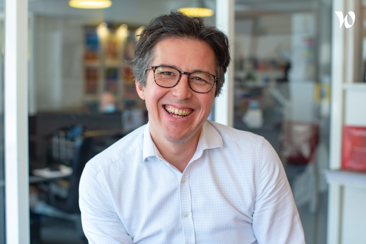 Rencontrez Thomas, PDG et fondateur - THE FULL ROOM