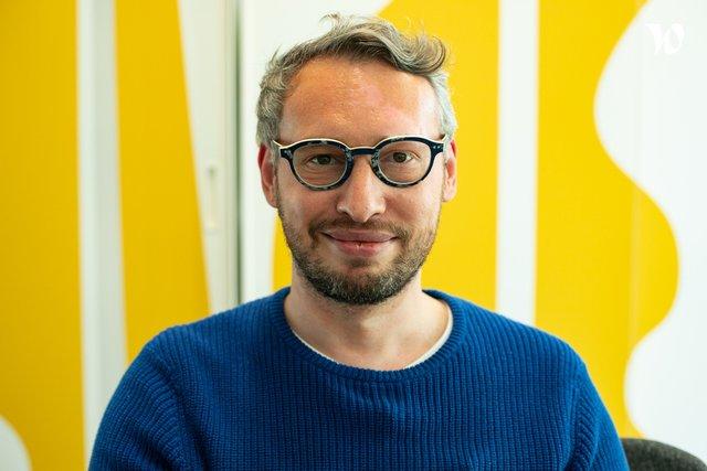 Rencontrez Bastien, Lead UX:UI - theTribe
