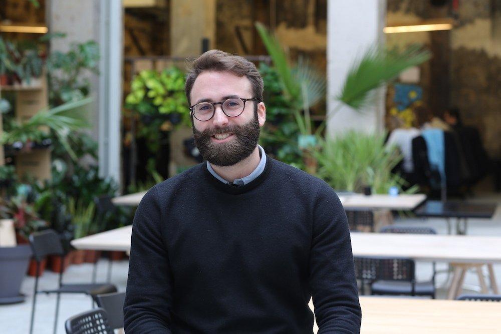 Rencontrez Edouard, Head of Community - Le Wagon