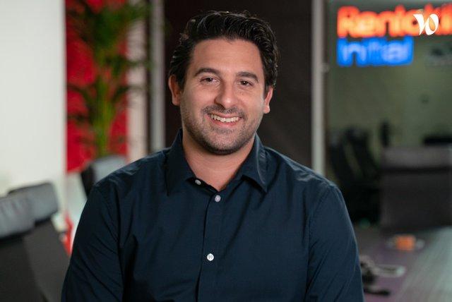 Rencontrez Arnaud, Responsable de secteur chez Technivap - Rentokil Initial