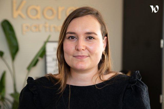 Rencontrez Elodie, Consultante Senior Secteur Public & Agilité - KaOra Partners