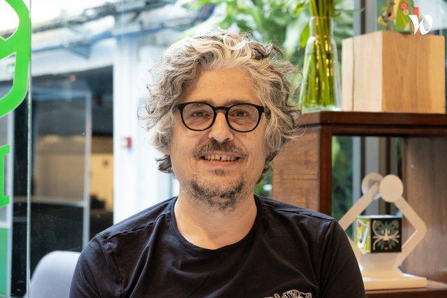 Rencontrez Mathieu, Fondateur et CEO - Joyeuse