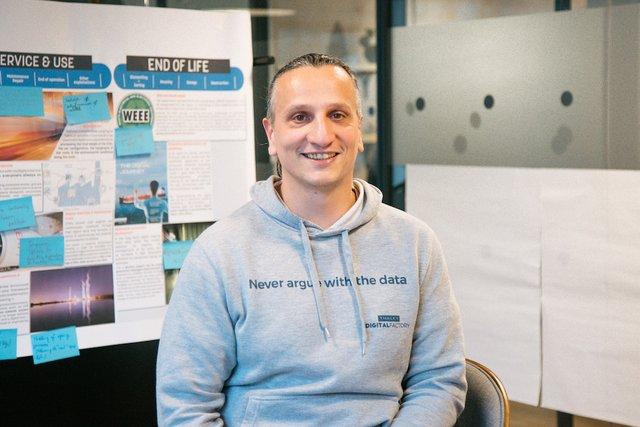 Meet Fabien, Head of Engineering - Thales Digital Factory