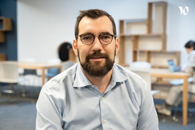 Rencontrez Alban, CEO (Co-founder) - Ioga