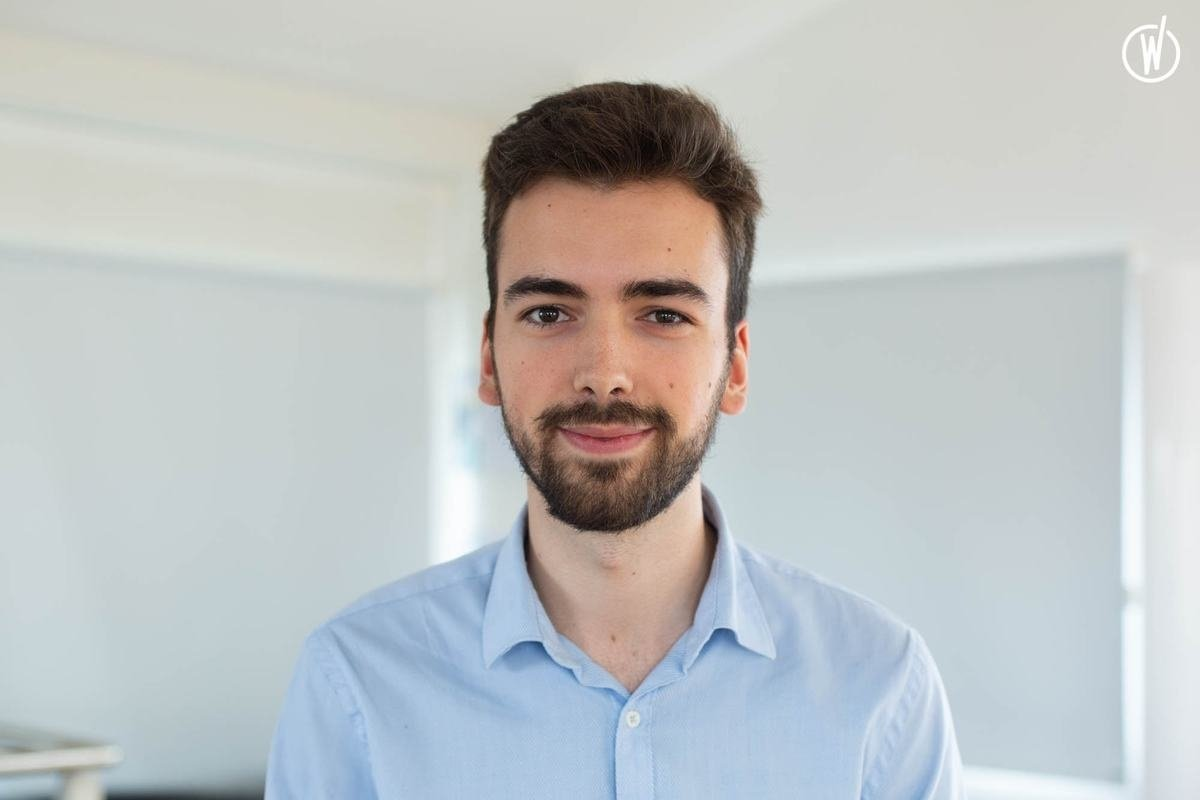 Rencontrez Gauthier, Développeur - Goshaba