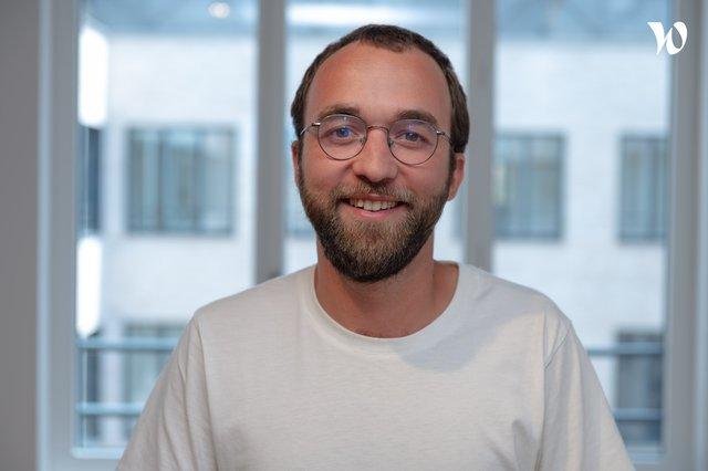 Rencontrez Paul, co fondateur - NOCNOC
