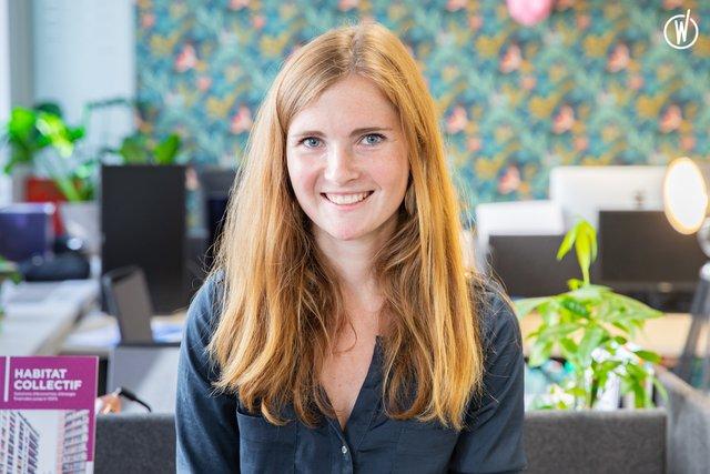 Rencontrez Léa, Project Manager - Hellio
