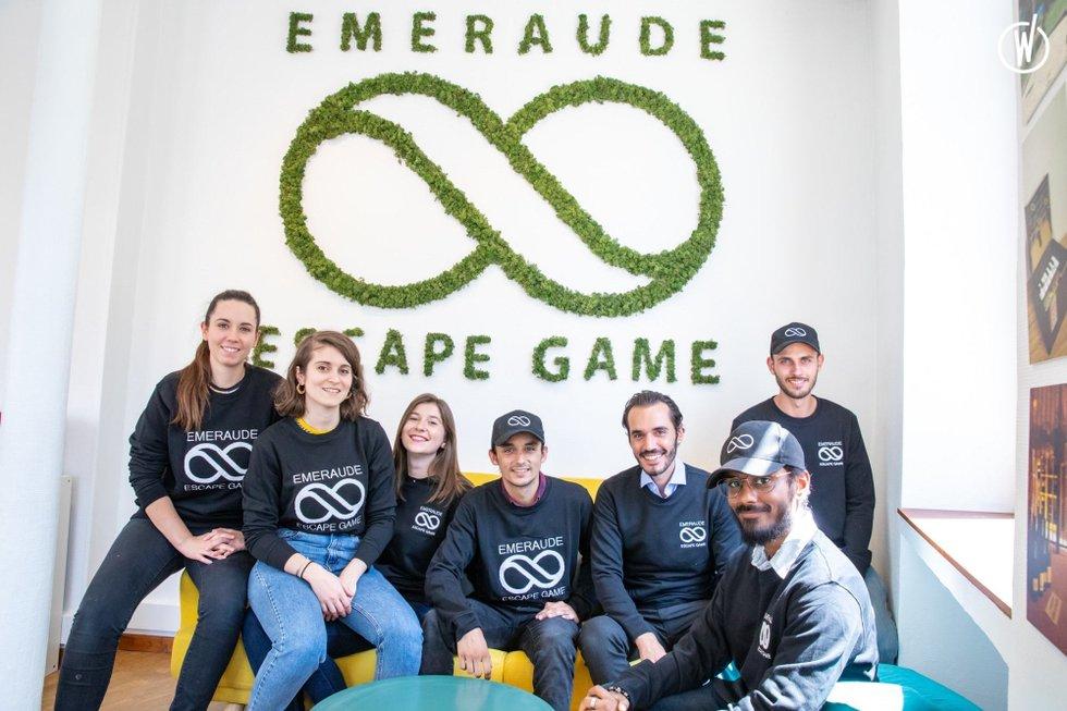 Emeraude Escape Game