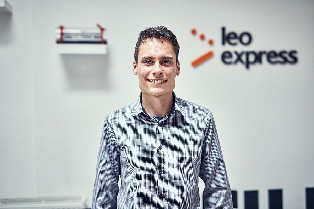 Viktor Smetana - Leo Express