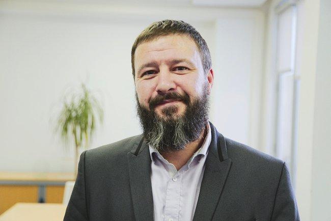 Rencontrez Edouard, Lead Architecte - SEDONA
