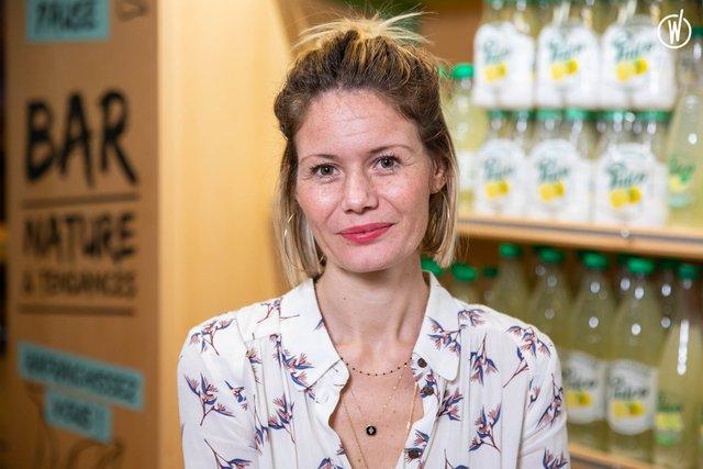 Rencontrez Julia, Talent Manager  - Suntory Beverage & Food France