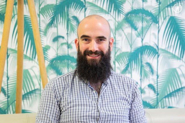 Rencontrez Alain, Responsable pôle Insight Data - Uni-médias